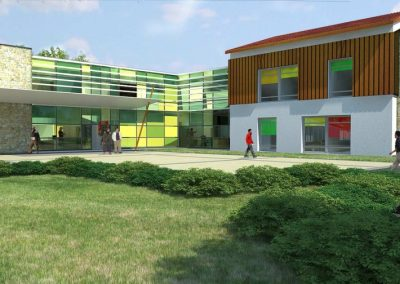 Hôpital de Marennes (17)