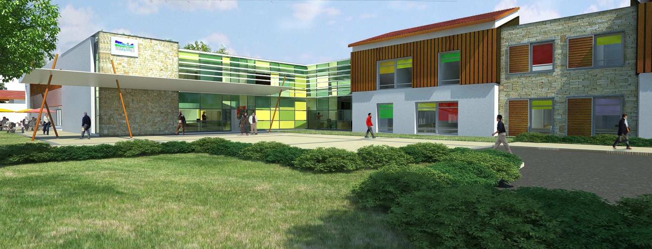 Hôpital de Marennes AP&A